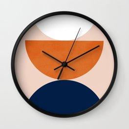 Abstraction_Balance_Minimalism_001 Wall Clock