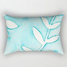 Negative Nature No. 16 Rectangular Pillow