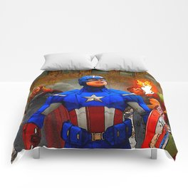 The Ultimate Leader Comforters