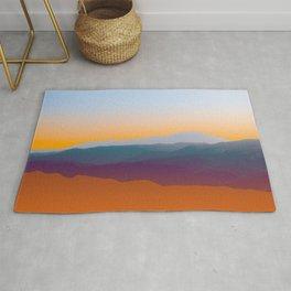 Sunset in Rhodes Rug