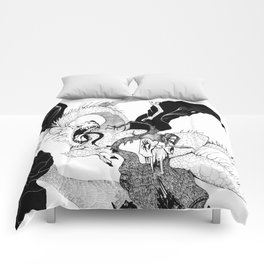 The dragon Comforters