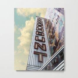 Paramount - Oakland, CA Metal Print