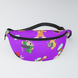 CREATE! Fanny Pack