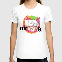 nirvana T-shirts featuring nirVANa by nick inglis