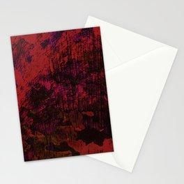 Flora Celeste Ruby Tree Texture Stationery Cards