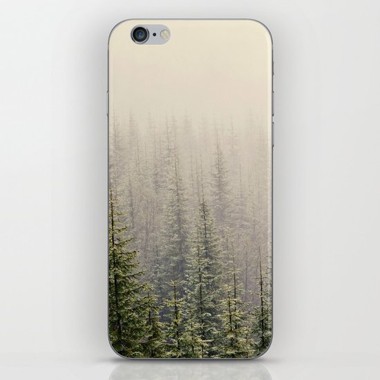 Mountain Haze iPhone & iPod Skin