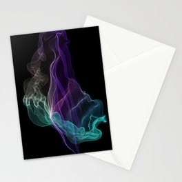 Serenity Aurora String Theory #8 Stationery Cards