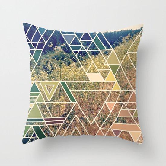 Wildflower Throw Pillow