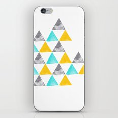 the power of three iPhone & iPod Skin