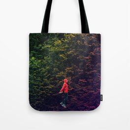 I know this shortcut through the stars Tote Bag