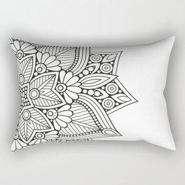 Mandalas-N Rectangular Pillow