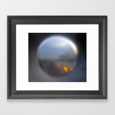 ESFÉRICO Framed Art Print