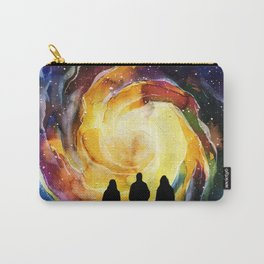 Space Vortex Carry-All Pouch