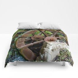 Water Wheel Comforters