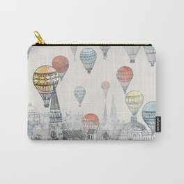 Voyages over Edinburgh Carry-All Pouch