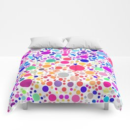 Party Polka Dots Comforters