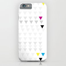 Poster Triangles iPhone 6s Slim Case