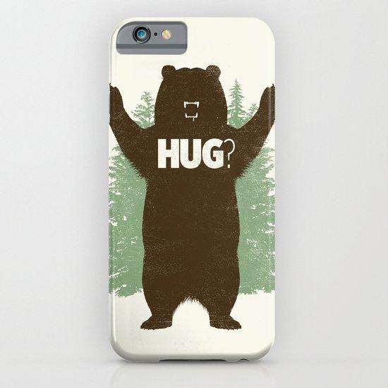 Bear Hug? iPhone & iPod Case