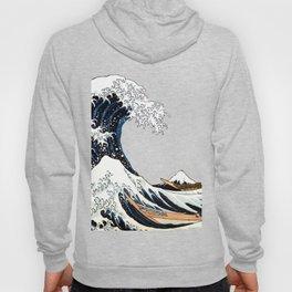 Great Wave off Kanagawa Hoody
