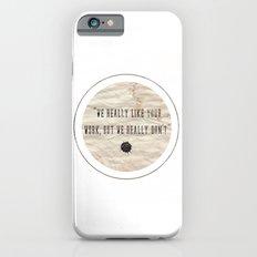 but iPhone 6s Slim Case