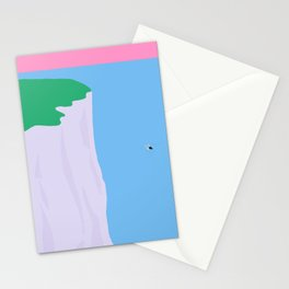 Drowning Stationery Cards