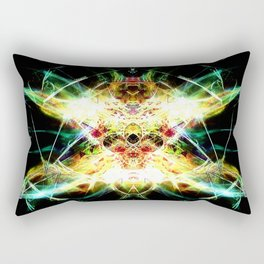 Europa Held Tightly, By Musical Coral Rectangular Pillow