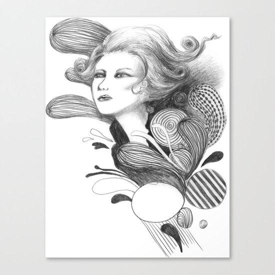 Beethoven Canvas Print