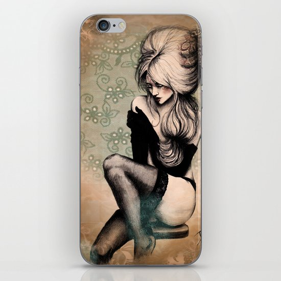 Haute Mess Series iPhone & iPod Skin