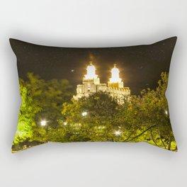 Landmark Nightlight  Rectangular Pillow