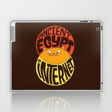 Ancient Egypt, The Internet, Cats Laptop & iPad Skin