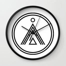 VagWoolf Wall Clock