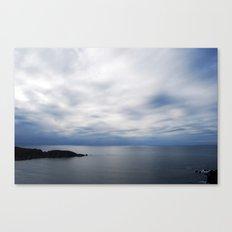 Beyond the sea Canvas Print