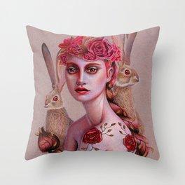 Daydream Throw Pillow