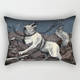 Fenrir Rectangular Pillow