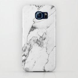 White Marble I iPhone Case