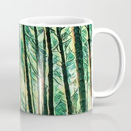 tree of paint Coffee Mug