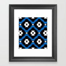 Navajo Dos Framed Art Print