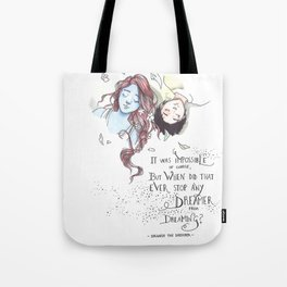 Strange the Dreamer Tote Bag