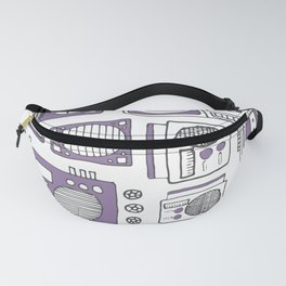 Boom Boxes Fanny Pack