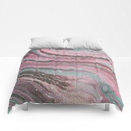 unicorthern lights Comforters