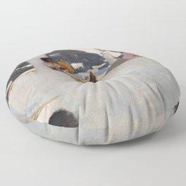 John Singer Sargent - Capri Floor Pillow