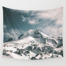 Mount Hood V Wall Tapestry