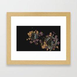 Bottoms Framed Art Print