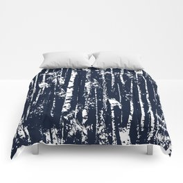 Texture night forest  Comforters