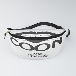 The Coon and Friends Fanny Pack