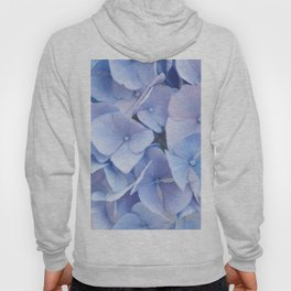 Blue Hydrangeas #3 #decor #art #society6 Hoody