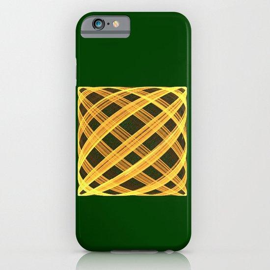 Fractal Pillow iPhone & iPod Case