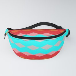 in through the earth Fanny Pack