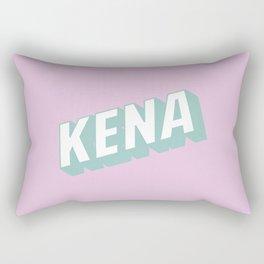 KENA Rectangular Pillow