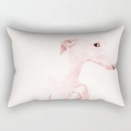 Endless again Rectangular Pillow